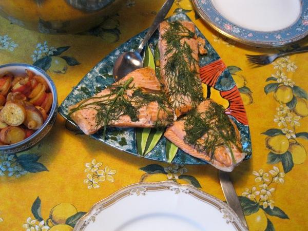 6_salmon for dinner
