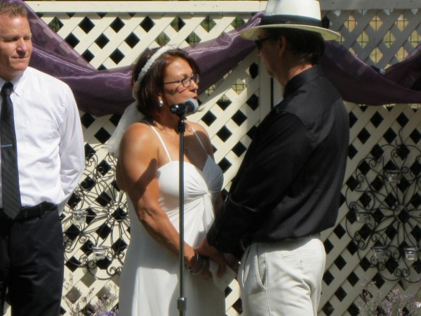 vows - Tim and Ann-Marie