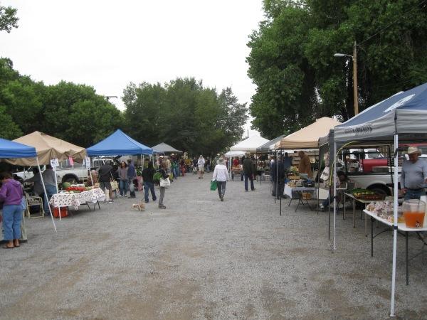 19_Silver has a nice farmer's market...