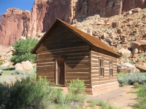 27_the local schoolhouse from Mormon...