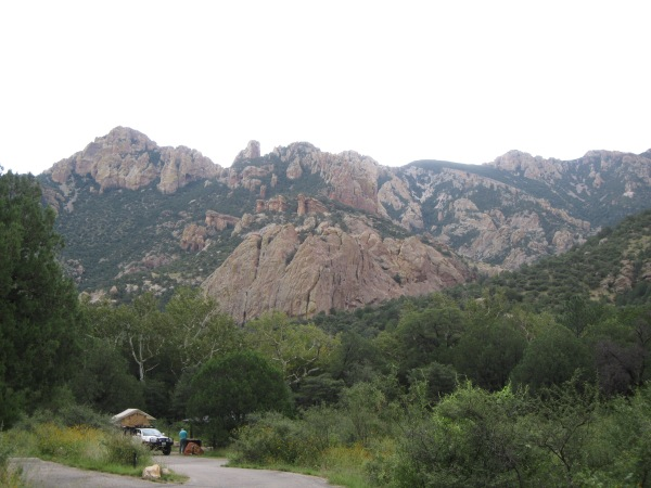 5_Sunny Flat campground up canyon; will save the...