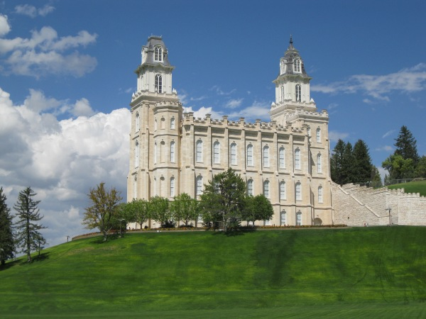 8_Manti temple, on arrival