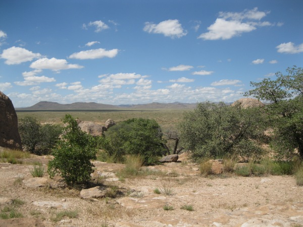 9_...view onto the desert