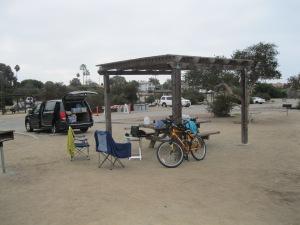 10_San Clement campsite 2
