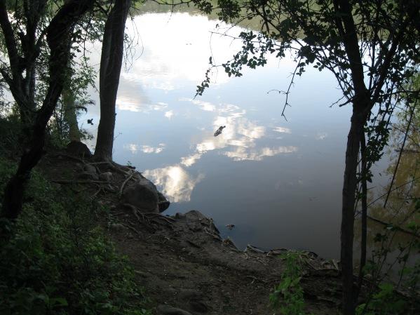 14_Lake 1_to shore & swimming hole