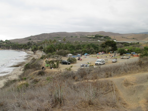 19_to El Refugio campground