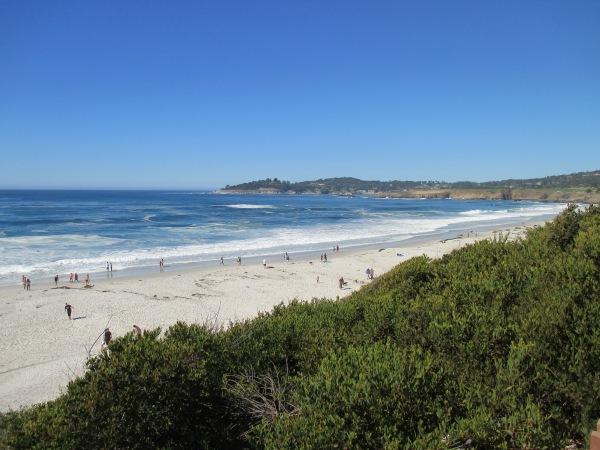 1_beach at Carmel