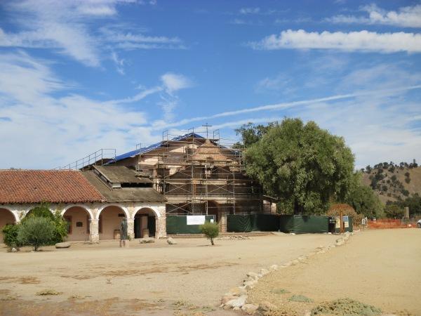 1_church façade -scaffolding bis