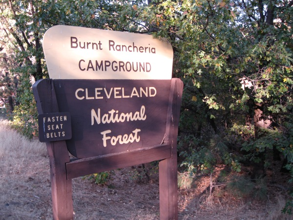 1_Cleveland National Forest