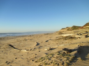 3_beach evening Monterey Bay