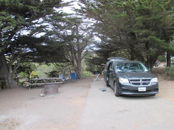 3_El Capitan campsite