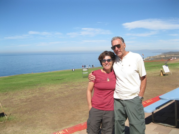 a1_Fabienne & Wayne at Torrey Pines...