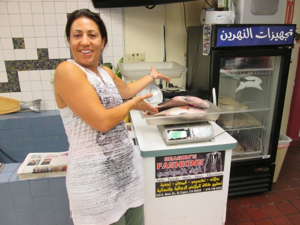 b4_Arwa selects our fish
