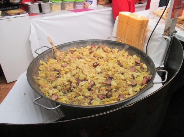 3C_poelée comtoise with saucisse de Morteau